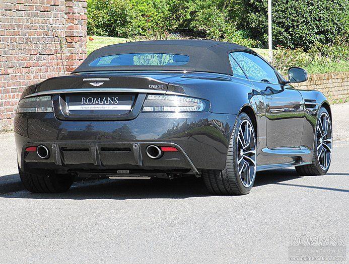 Aston Martin Dbs Volante Carbon Edition Aston Martin Dbs Volante Aston Martin Dbs Aston Martin