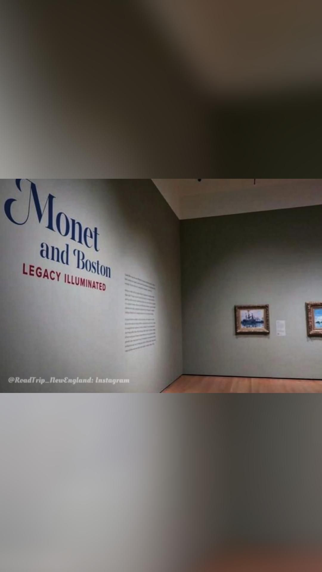 """""""Monet & Boston"""" at the MFA Boston highlights 25 masterpieces by #ClaudeMonet"""