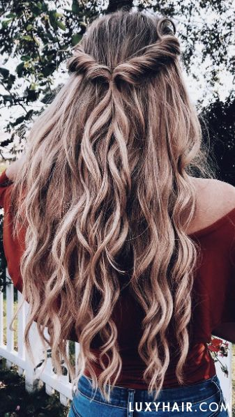 Luxy Hair Clip-in Hair Extensions