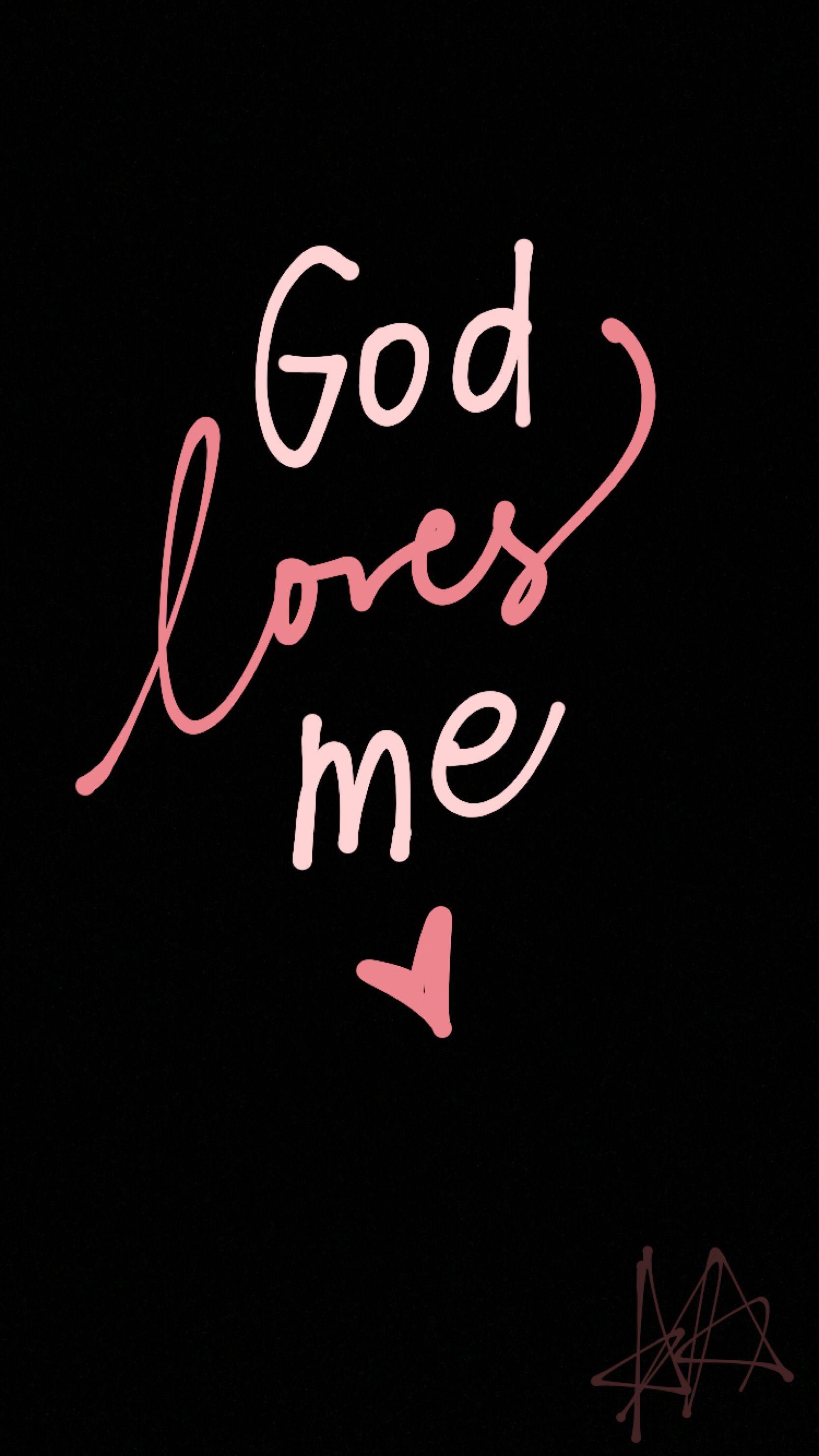 Jesus Loves Me Wallpaper : jesus, loves, wallpaper, Loves, Quotes, Wallpaper,, Iphone, Wallpaper, Bible,, Bible, Words