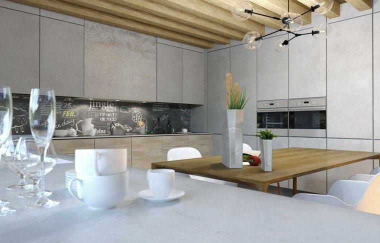 Cemento pulido o sin pulir para apartamentos modernos | Cemento ...