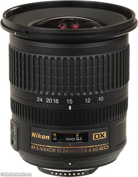 Nikon 10 24mm Ultrawide Lens Nikon Lens Dslr Camera Reviews Digital Camera
