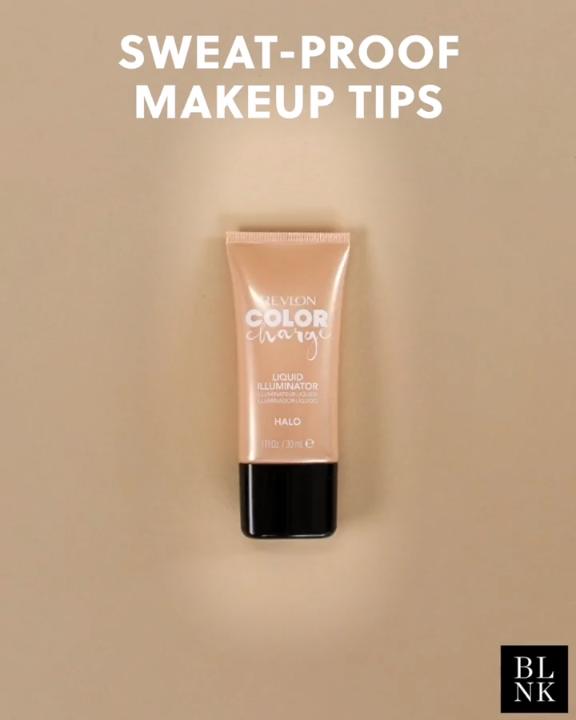 Drugstore Beauty Secrets for SweatProof Makeup