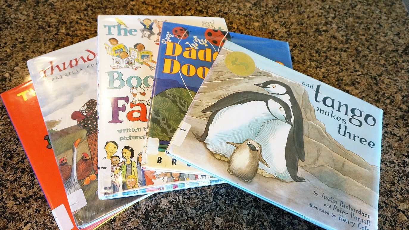 5 Great Books About Families for Young Readers