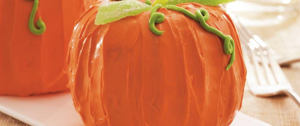 mini pumpkin spice cakes recipe cupcakes and birthday cakes