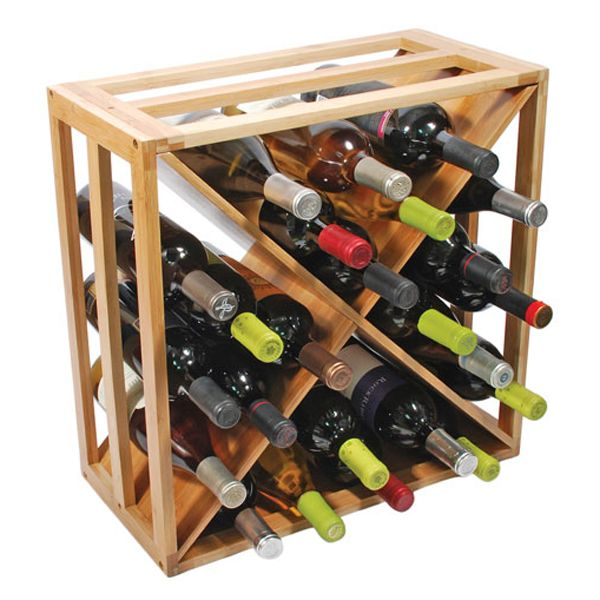 Crisscross Wine Rack Wine Rack Wine Bottle Rack Wine Rack Storage
