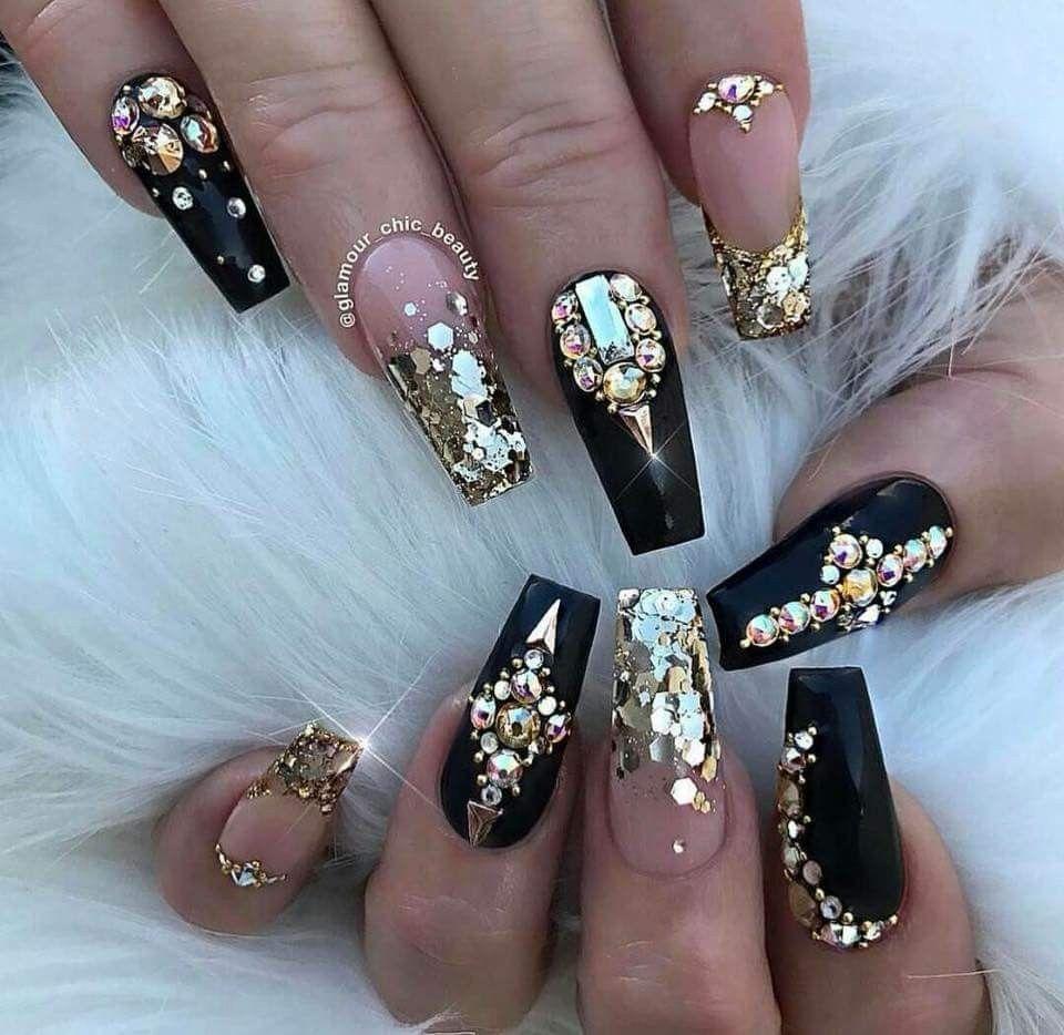 Pin by Miriam Salinas on Nails | Pinterest | Nail nail, Top nail and ...