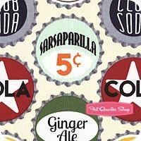 Sodalicious Vanilla Pop Top Yardage SKU# DC6873-VANI-D