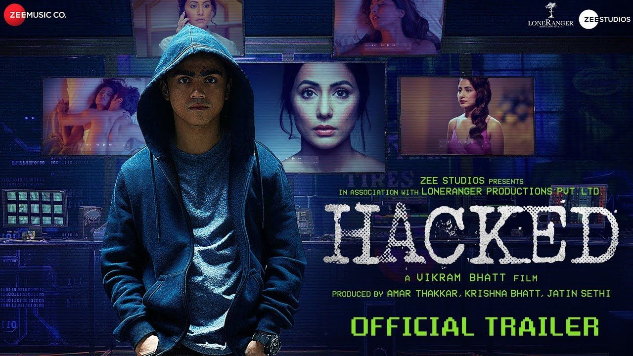 Hacked (2020) in 2020 Movie hacks, Download movies, It