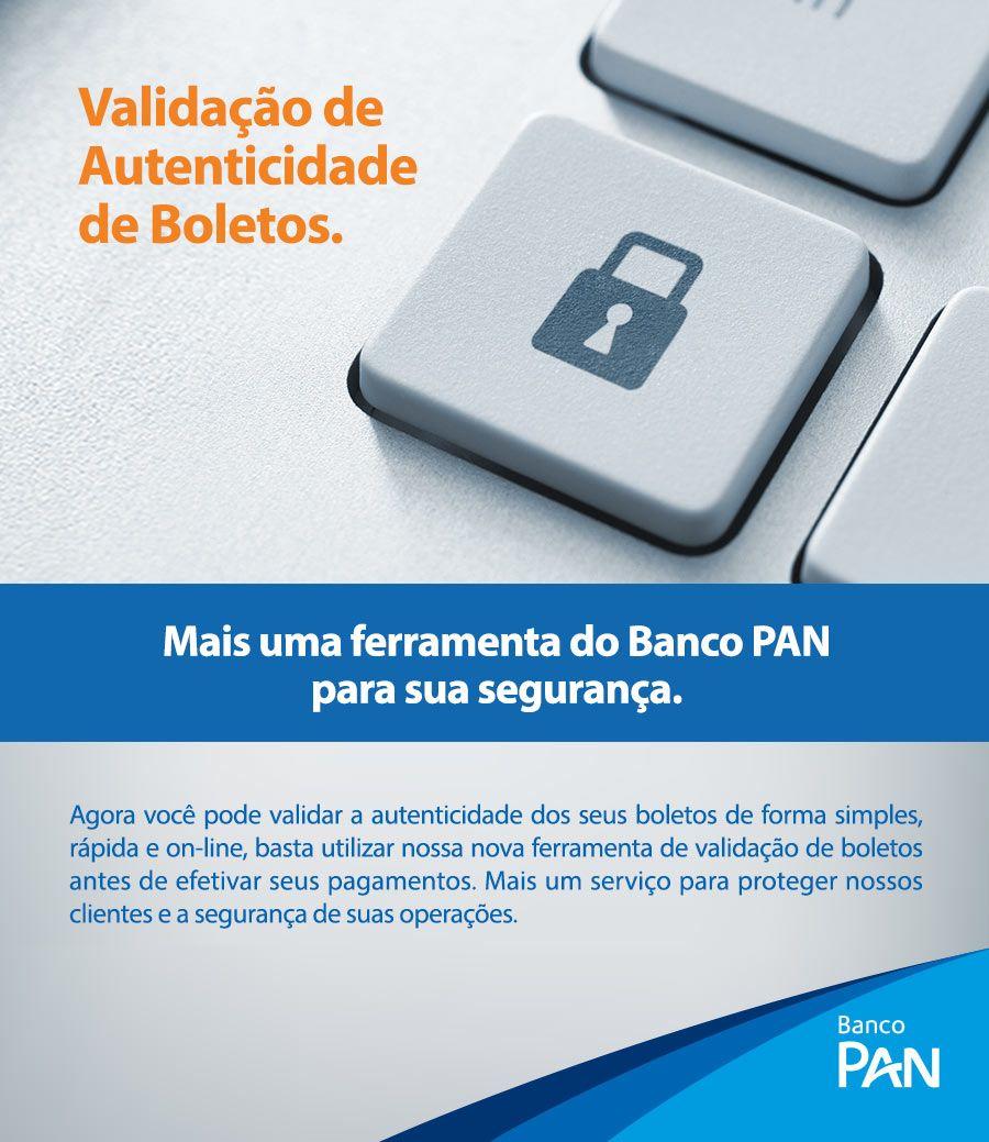 Banco Pan Bancada Validacao Iara