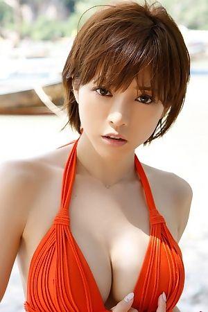 Japanese girl anal lover gif