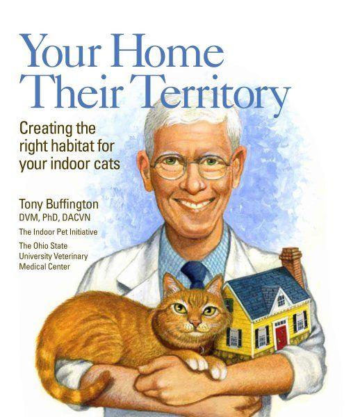 Dr Buffington S Book On Cat Behavior Order Yours Online Indoor Cat Pet Safety Indoor Pets