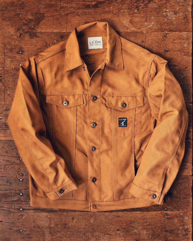Brown Duck Western Jacket Western Jacket Jackets Denim Fashion [ jpg ]