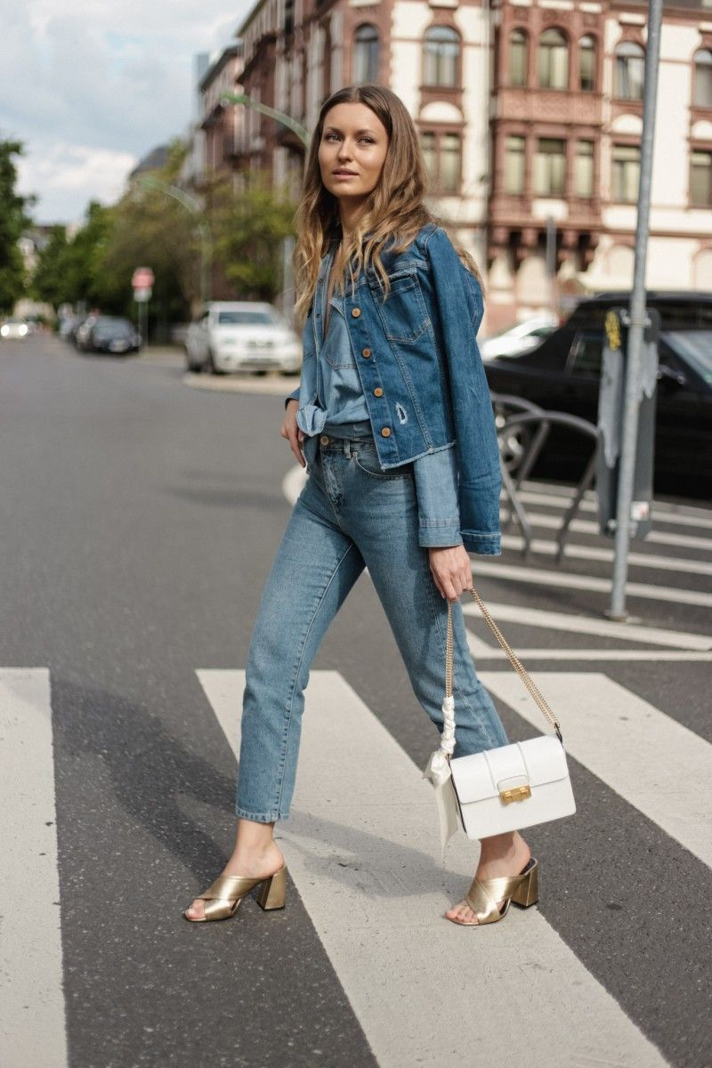 e995a72775 6 Ways To Wear A Denim Jacket This Spring - The Closet Heroes
