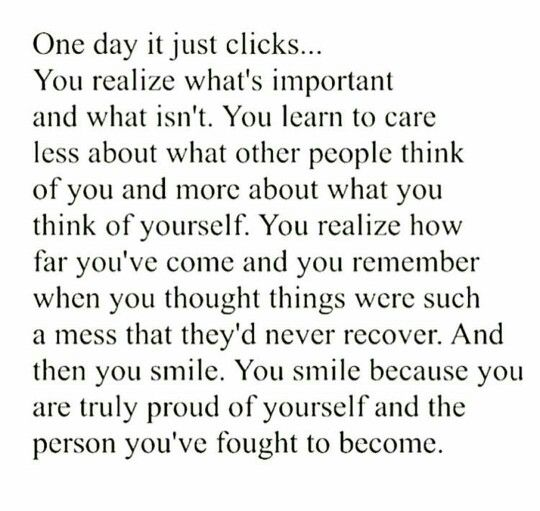 One Day Truly Proud Of Myself Proud Of Myself Quotes Inspirational Quotes Positive Quotes
