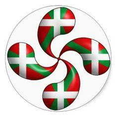Croix basque for Basque cross tattoos