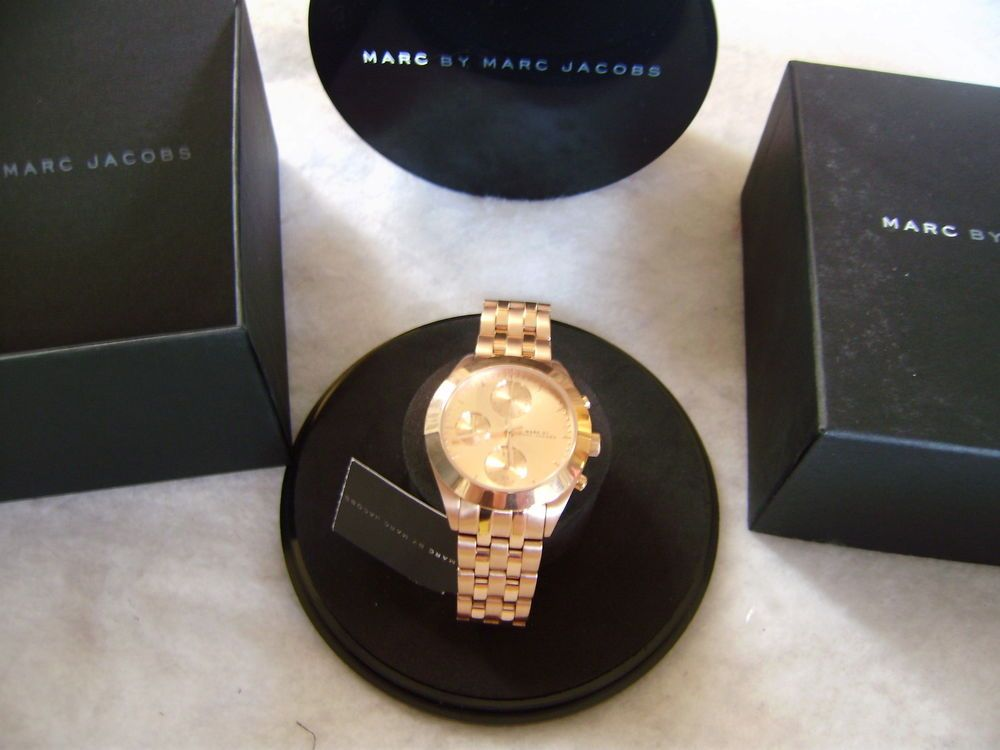 Electronics Cars Fashion Collectibles Coupons And More Ebay Marc Jacobs Rose Gold Chronograph