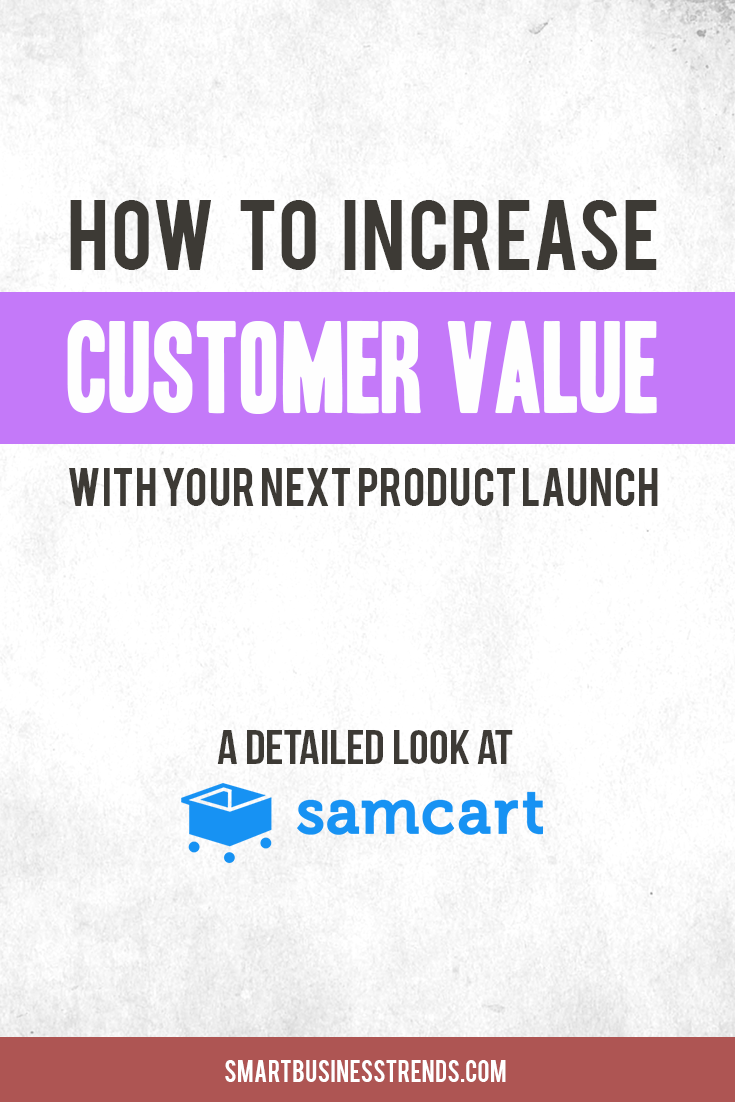 Landing Page Software Samcart Sale