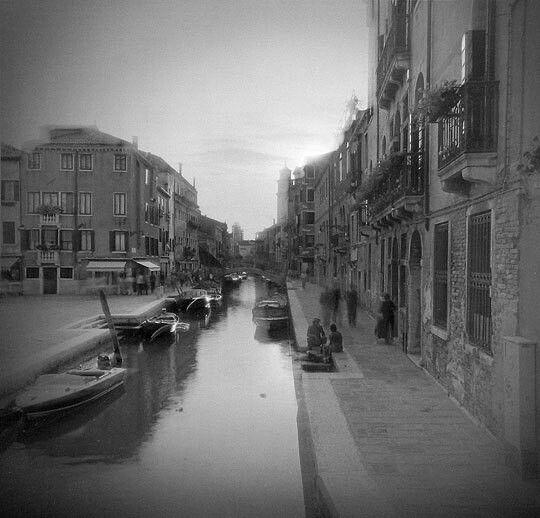 Фотограф Алексей Титаренко. Венецианские истории ...