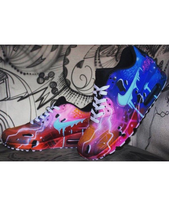 save off fbd0f f3cab Nike Air Max 90 Candy Drip Magic Galaxy