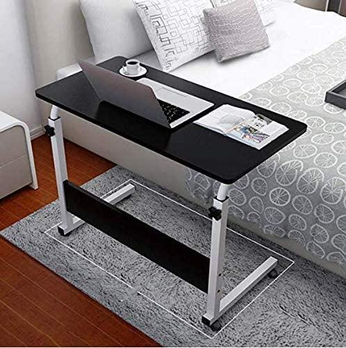 Amazon Com Filol Folding Computer Desk 80cm X 40cm Height Adjustable Space Saving Home Office Desk Wor In 2020 Adjustable Computer Desk Folding Computer Desk Pc Desk