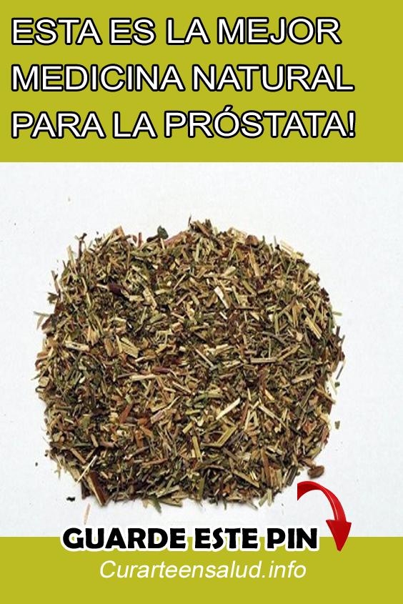 medicina natural peruana para la prostata