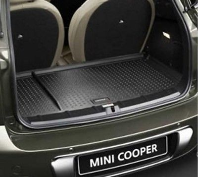 Oem Mini Cooper Countryman R60 Rubber Fitted Luggage Compartment