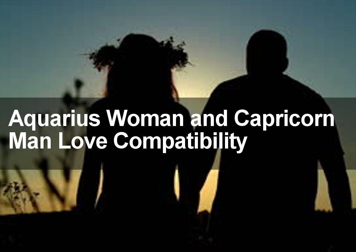 aquarius femeie dating capricorn man
