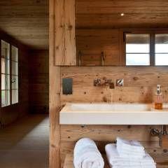 Rustikale Badezimmer Bilder: Badezimmer Im Dachgeschoss