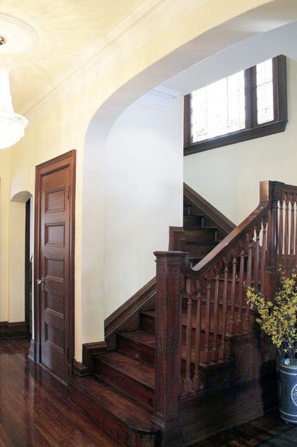 Best The Woodwork Was Originally Very Mismatched The Moldings 400 x 300