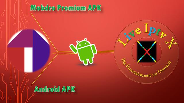 Mobdro Premium APK IPTV PREMIUM ANDROID Mobdro Premium APK