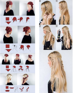 15++ Pirate fille coiffure des idees