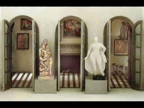 THE STETTHEIMER DOLLHOUSE by Ileana Ottini.wmv - YouTube