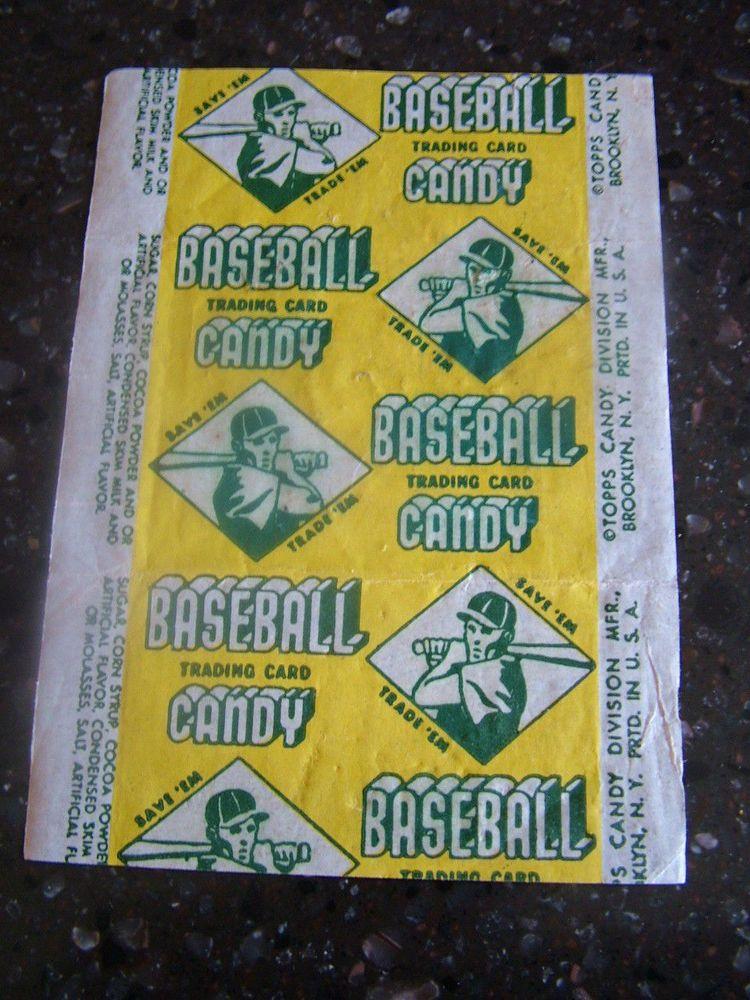 vintage baseball cards for sale on ebay