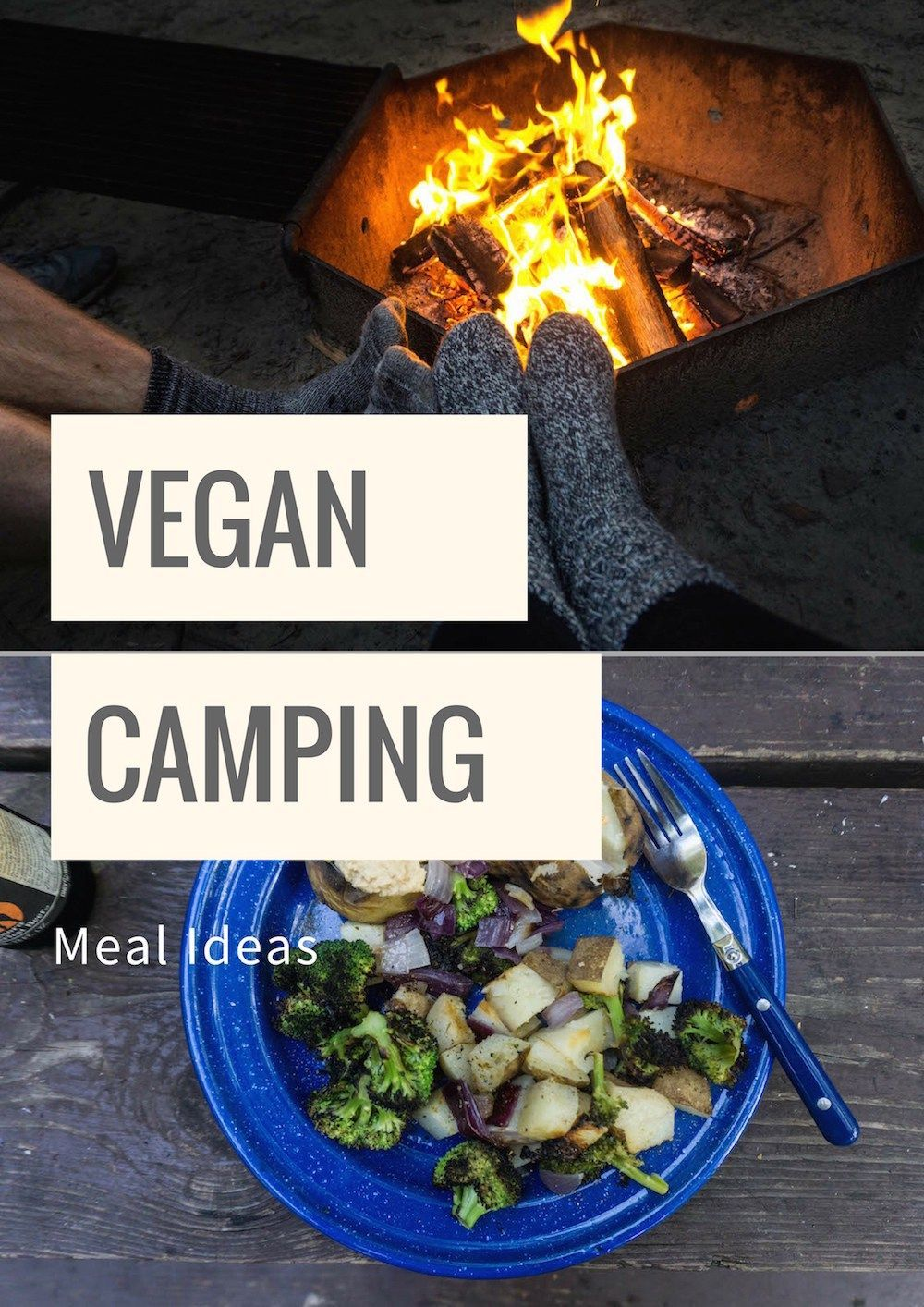 Vegan Camping Meal Ideas Nomader The Distance Camping