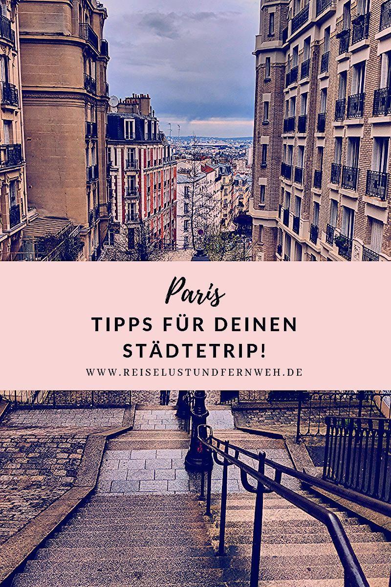 Photo of Paris – Tipps für deinen Städtetrip!