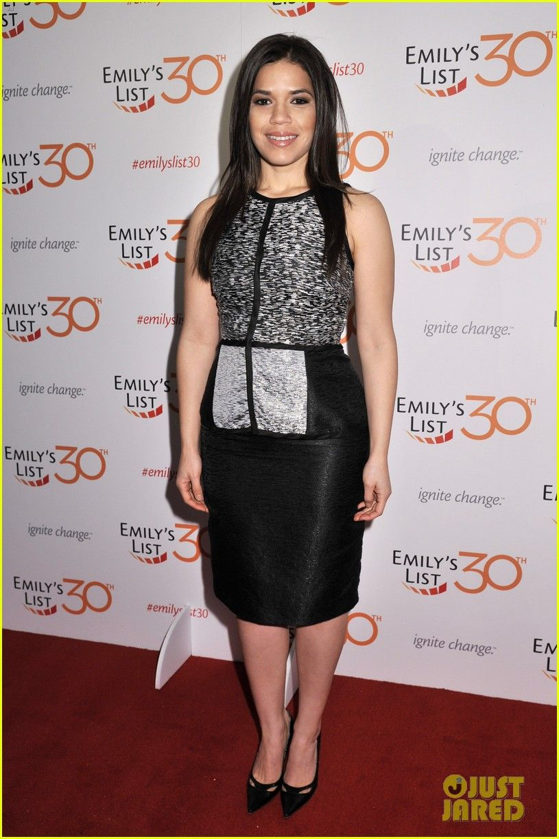 America Ferrera Night Looks Fashion America Ferrera