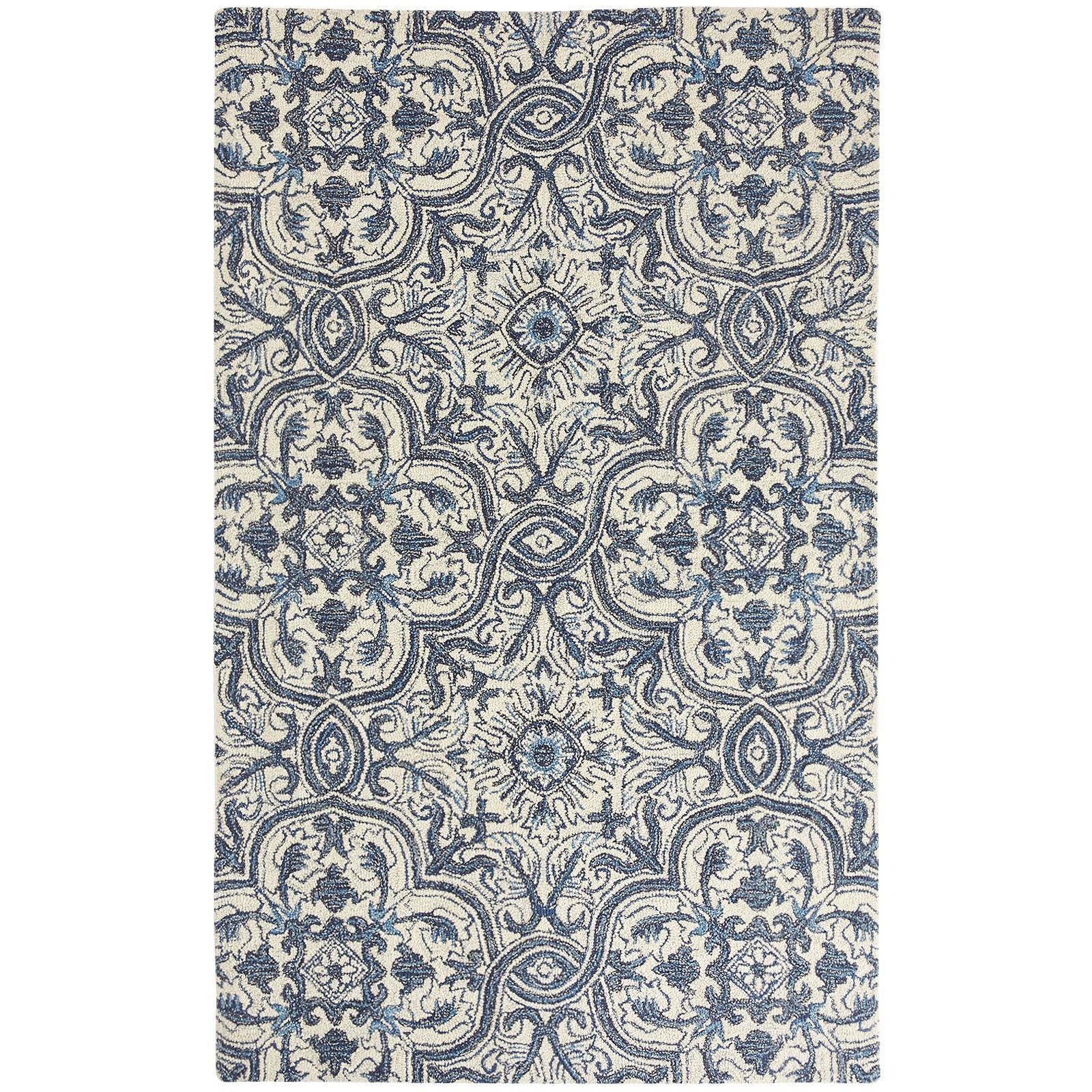 Believe It Or Not Our Kelby Rug Is Inspired By Gothic Architecture Yes Its Intricate Quatrefoil Motifs Offer Not Just A Rich Histor Rugs Cool Rugs 8x10 Rugs