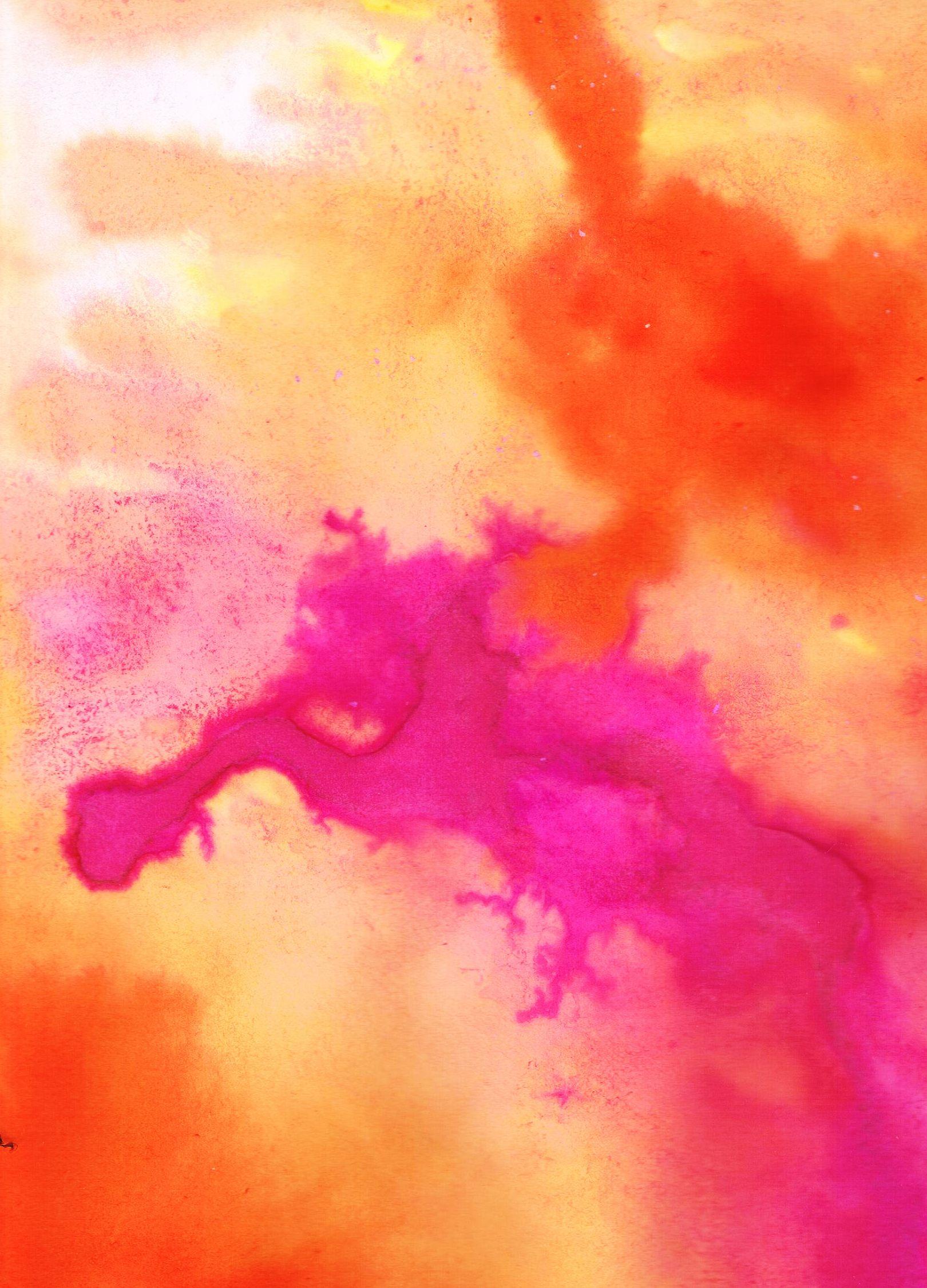 Bright Vibrant Colors With Images Orange Wallpaper Orange Art
