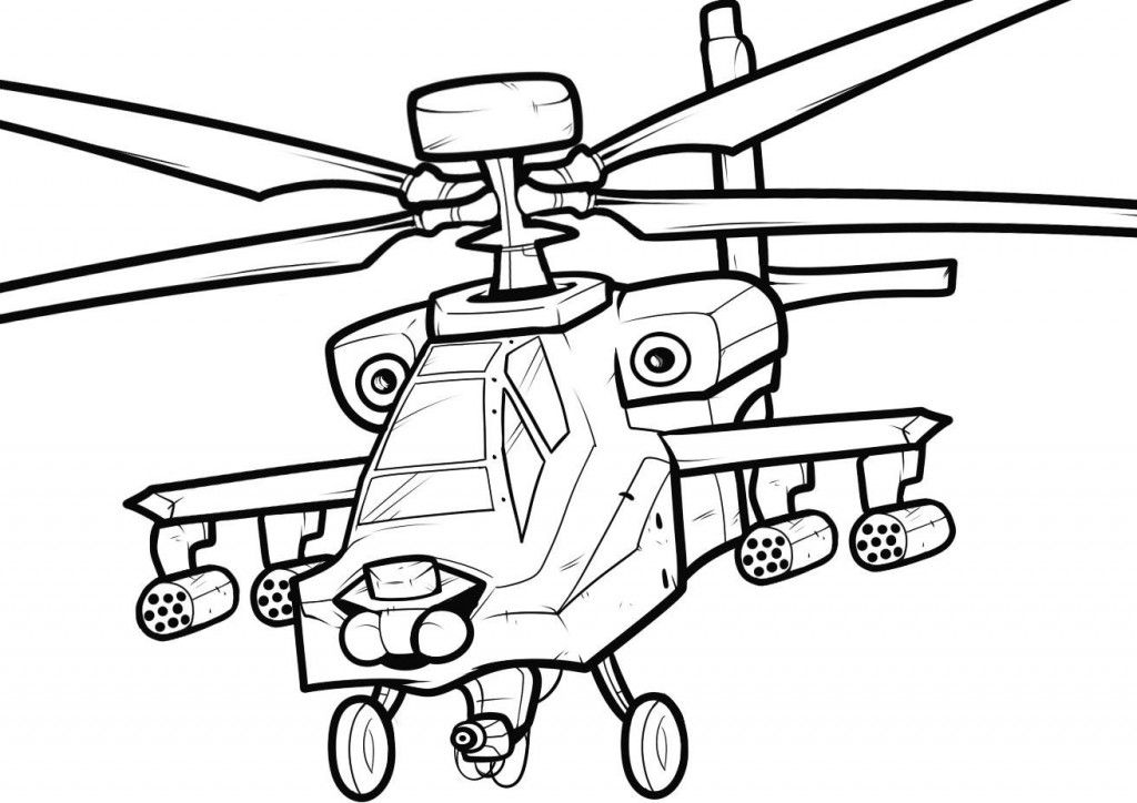 Free Printable Helicopter Coloring Pages For Kids Coloring Books