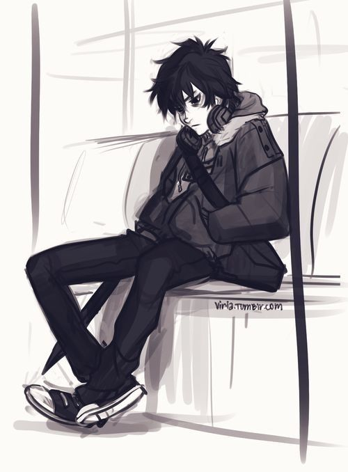 Nico Di Angelo I do apolagize for the overflow of Nico right now but I just love him so much.