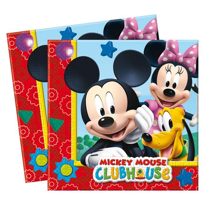 #Mickey-Mouse Kindergeburtstag