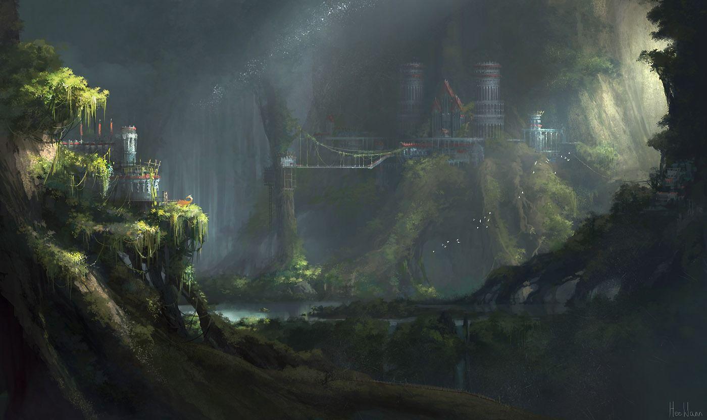 fantasy concept art - photo #22