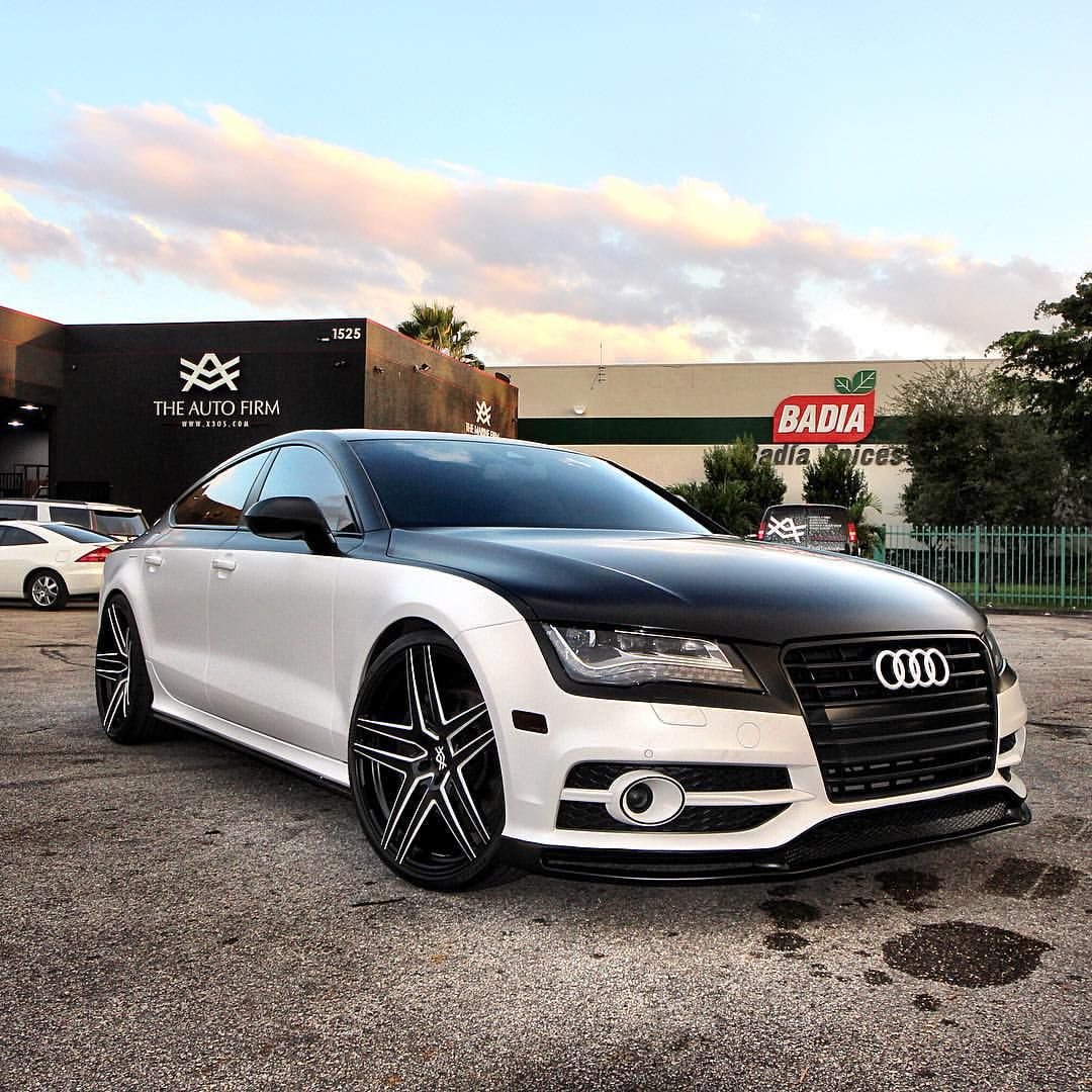 """Alex Vega On Instagram: """"Audi A7 Supercharged... Wrapped"""