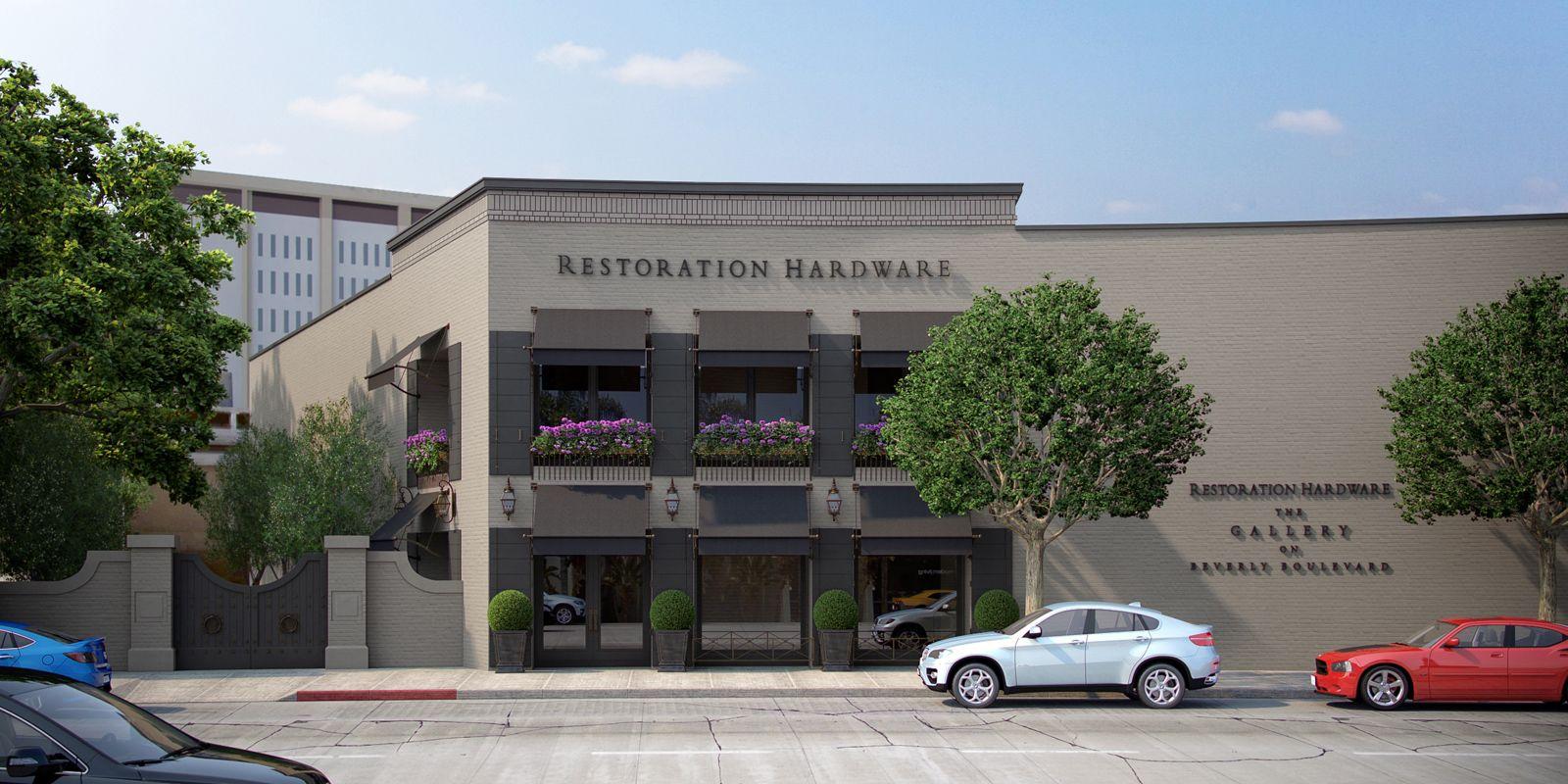 emejing restoration hardware store exterior contemporary house