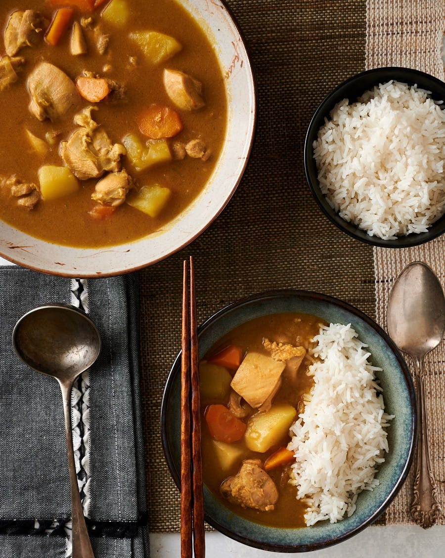 Japanese Chicken Curry Curry Rice Recipe Japanese Chicken Japanese Chicken Curry Curry Chicken