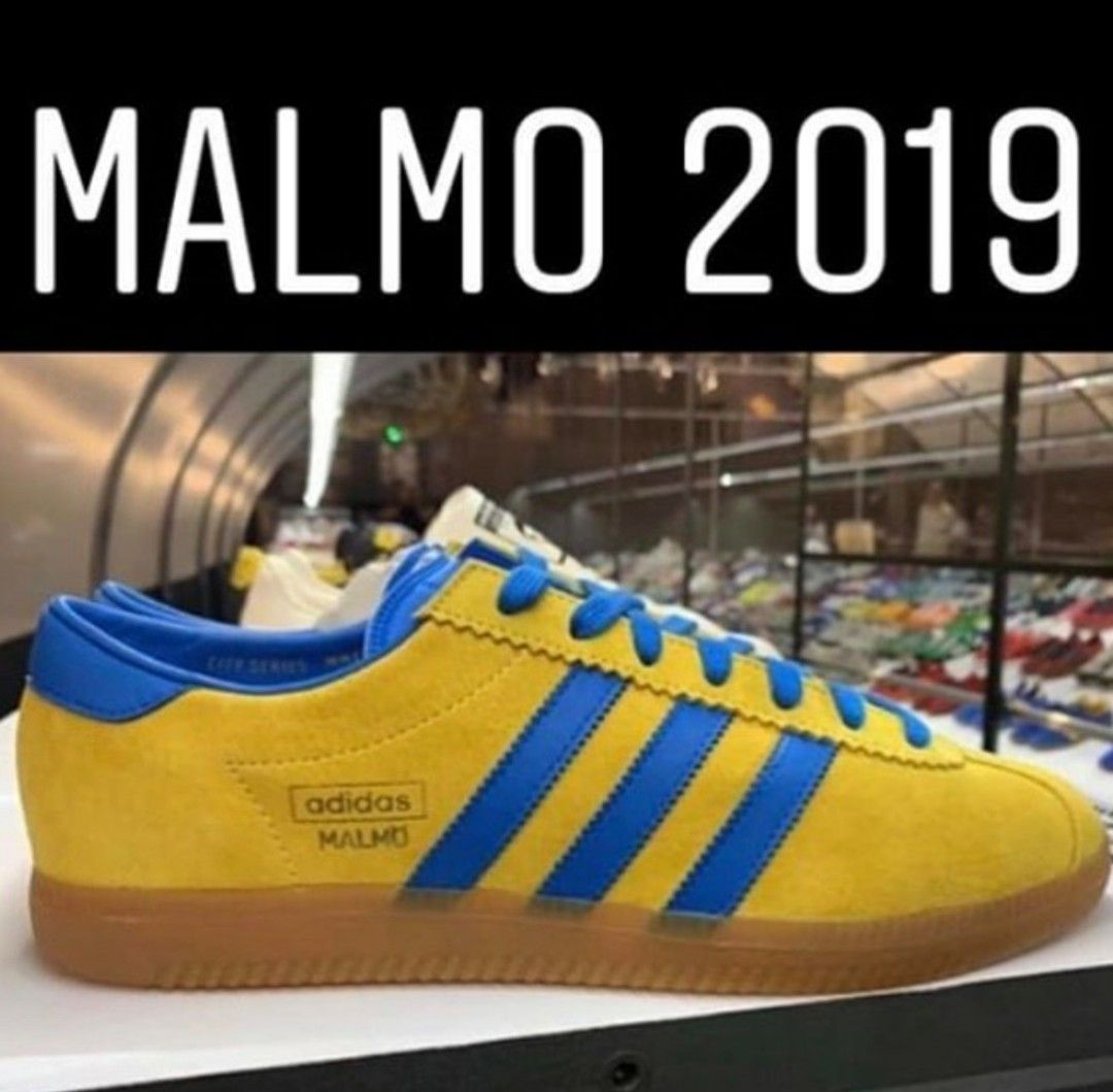 New Adidas Malmo release due in November | Styl