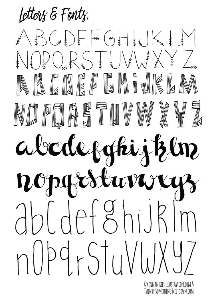 CLICK TO DOWNLOAD LETTERS AND FONTS PAGE 2 More