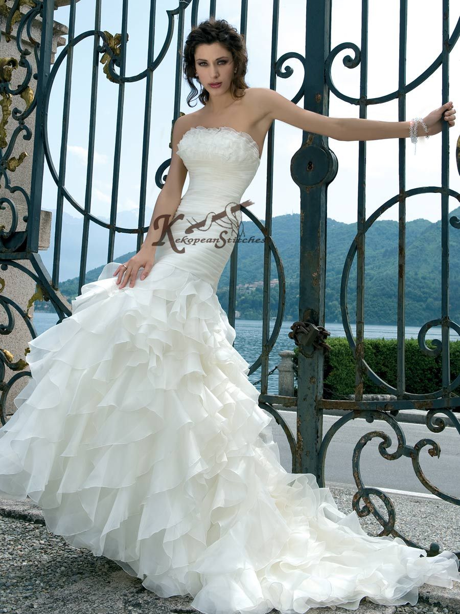 Famous Flamenco Wedding Dresses Images - Wedding Ideas - memiocall.com