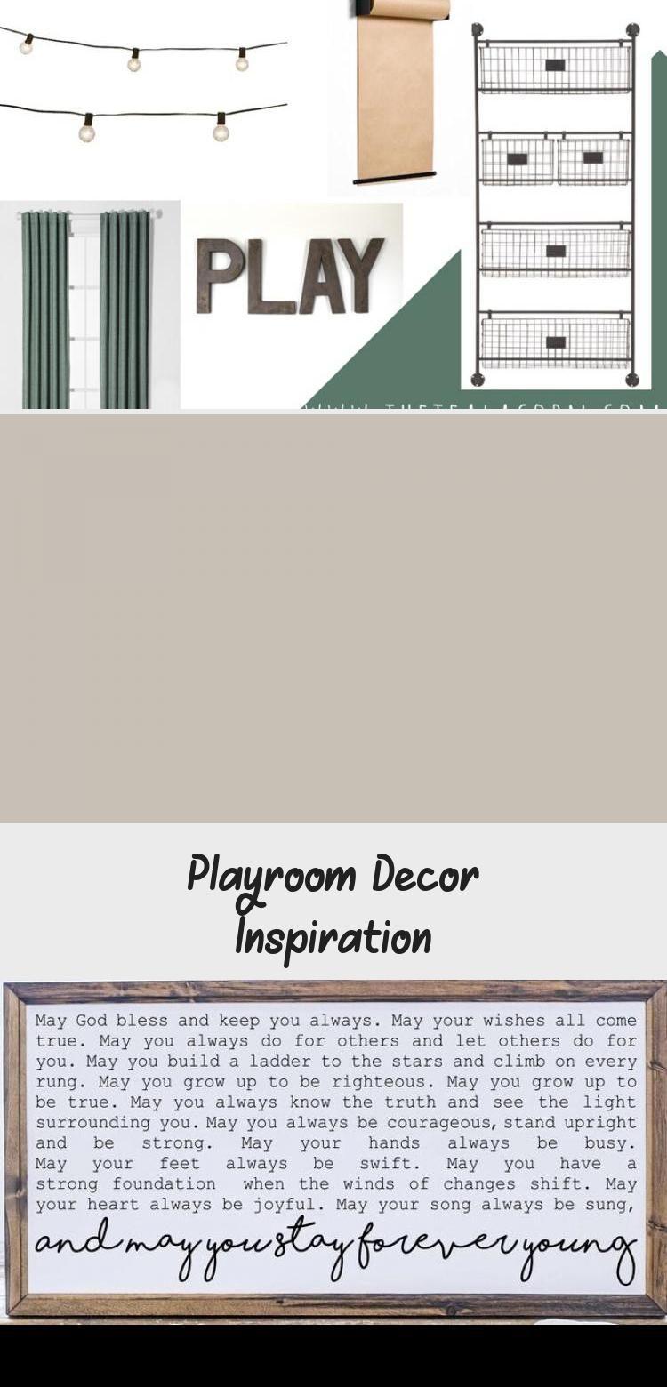 Playroom decor inspiration for a shared kid and adult space Vintage farmhouse s  Playroom decor inspiration for a shared kid and adult space Vintage farmhouse s